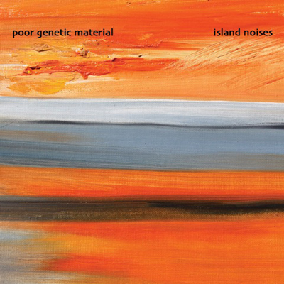 POOR GENETIC MATERIAL - Island Noices 2CD