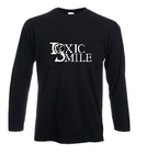 Long Sleeve T Toxic Smile Invisible Tour