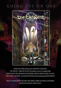 THE TANGENT - Going Off On One 2CD / 2DVD