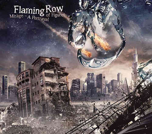 FLAMING ROW - Mirage - A Portrayal Of Figures 2CD LTD.