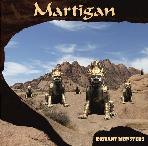 MARTIGAN - Distant Monsters