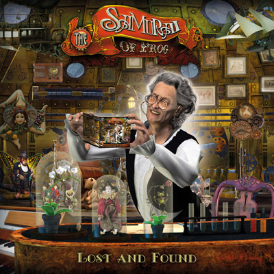 THE SAMURAI OF PROG - Lost And Found 2CD