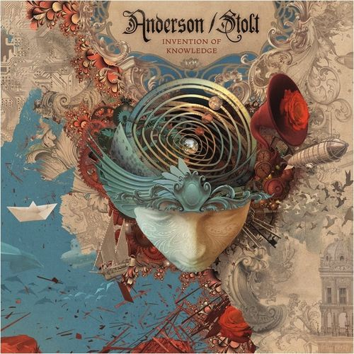 ANDERSON / STOLT - Invention Of Knowledge - Special Edition