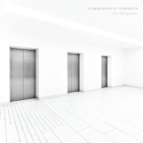 ALI FERGUSON - A Sequence Of Moments SIGNIERT !