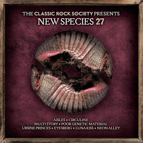 CRS SAMPLER - New Species Vol. 27