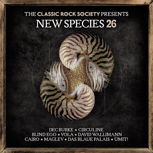 CRS SAMPLER - New Species Vol. 26