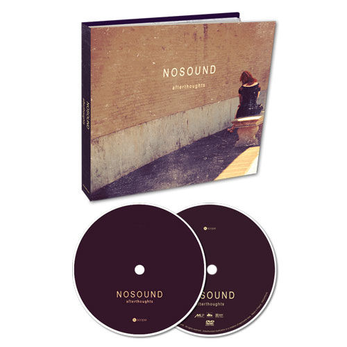 NOSOUND - Afterthoughts CD + DVD-A/DVD-V