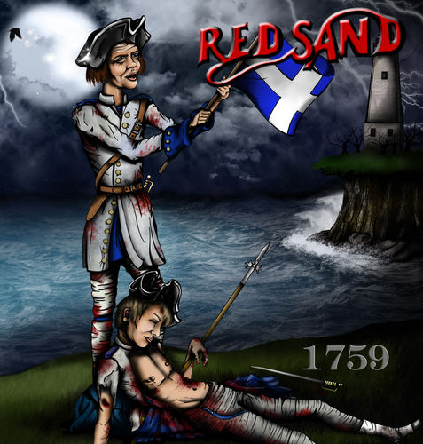 RED SAND - 1759