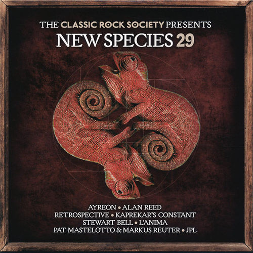 CRS SAMPLER - New Species Vol. 29