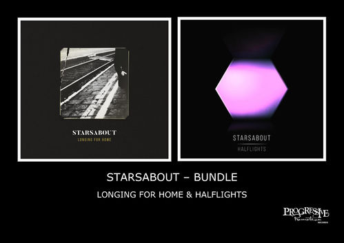 STARSABOUT - Longing For Home & Halflight BUNDLE VORBESTELLUNG