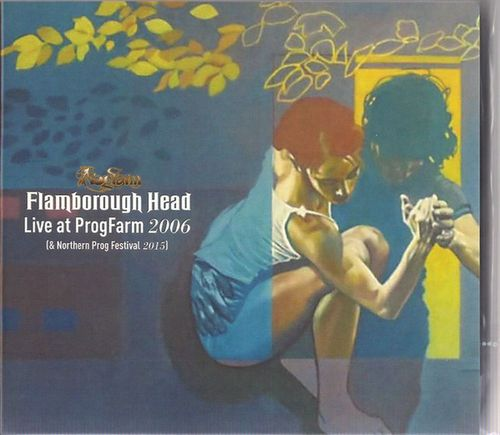 FLAMBOROUGH HEAD - Live At Progfarm 2006 & Northern Prog Festival 2015 2CD
