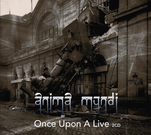 ANIMA MUNDI - Once Upon A Live 2CD Limited Edition Digipack