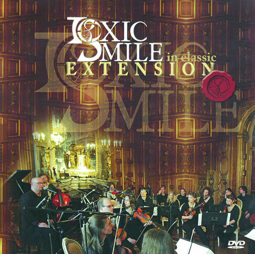 TOXIC SMILE - In Classic Extension DVD
