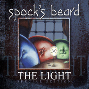 SPOCK'S BEARD - The Light (Special Edition)