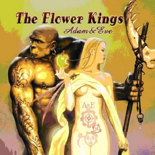 THE FLOWER KINGS - Adam & Eve