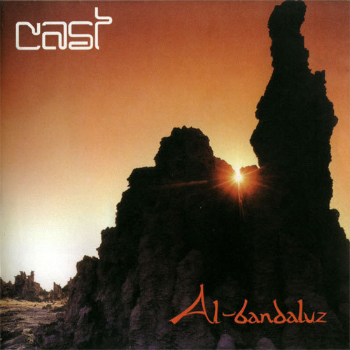 CAST - Al-bandaluz 2CD