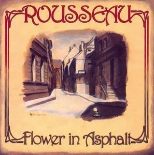 ROUSSEAU - Flower In Asphalt