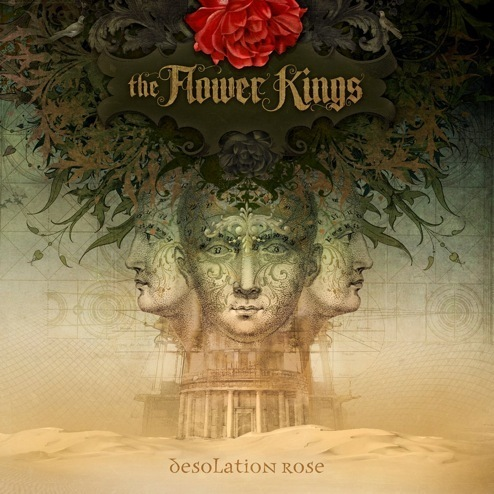 THE FLOWER KINGS - Desolation Rose Mediabook 2CD