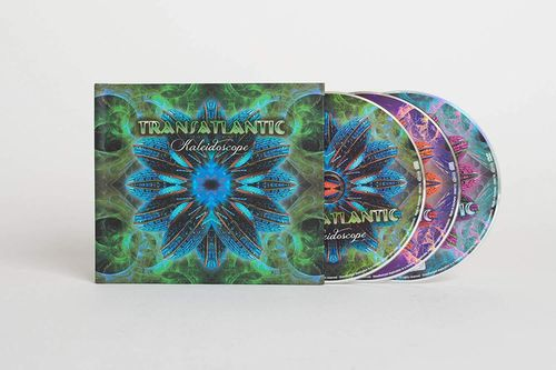 TRANSATLANTIC - Kaleidoscope 2CD & DVD Mediabook