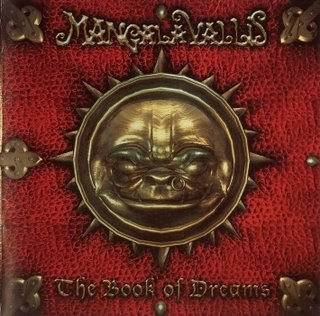 MANGALA VALLIS - Book Of Dreams