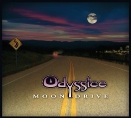 ODYSSICE - Moondrive 2CD Remastered & Expanded