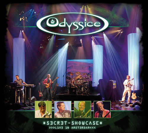 ODYSSICE - Secret Showcase CD & DVD