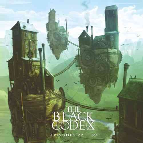 THE BLACK CODEX - Episodes 27-39 - 2CD