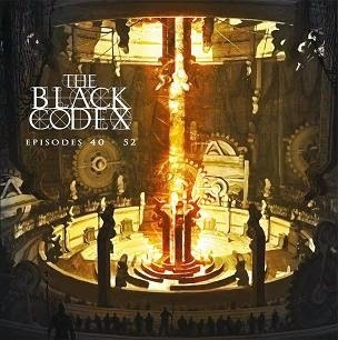THE BLACK CODEX - Episodes 40-52 - 2CD