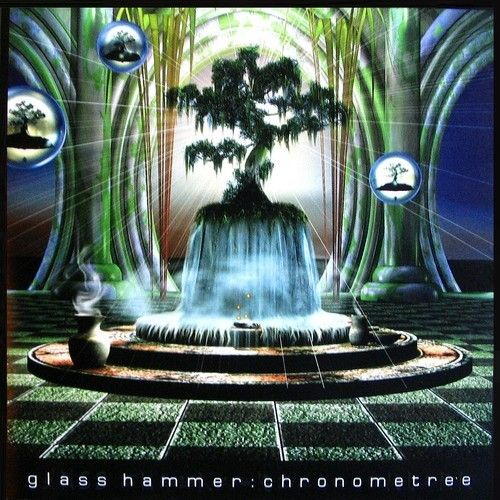 GLASS HAMMER - Chronometree