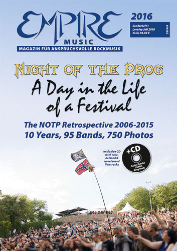 A Day in the Life of a Festival - The NOTP Retrospective 2006-2015 + CD