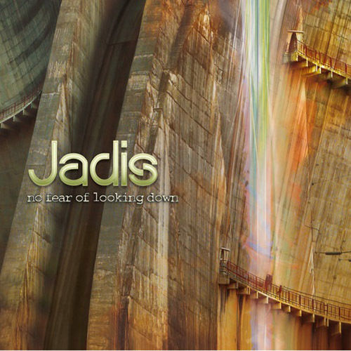 JADIS - No Fear Of Looking Down - Signed!