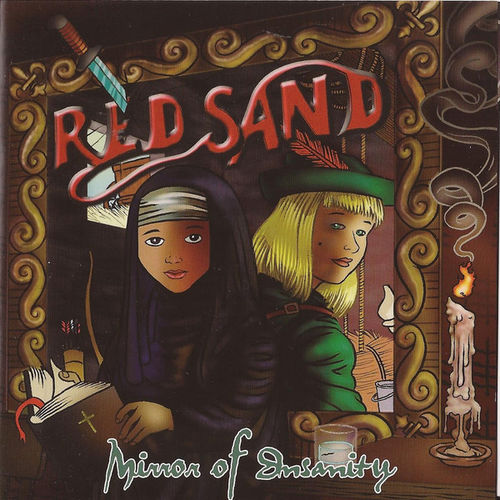 RED SAND - Mirror Of Insanity