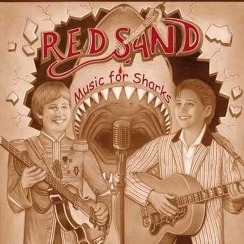RED SAND - Music For Sharks