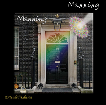 MANNING - Number Ten  (Extended Edition)