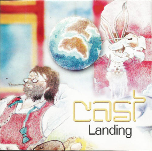 CAST - Landing In A Serious Mind