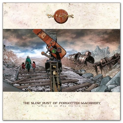 THE TANGENT - The Slow Rust Of Forgotten Machinery (Special Edition CD Digipak)