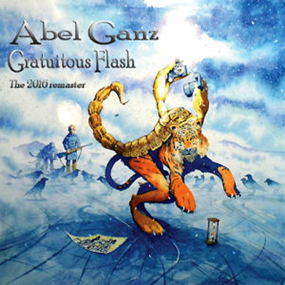 ABEL GANZ - Gratuitous Flash (Remaster)
