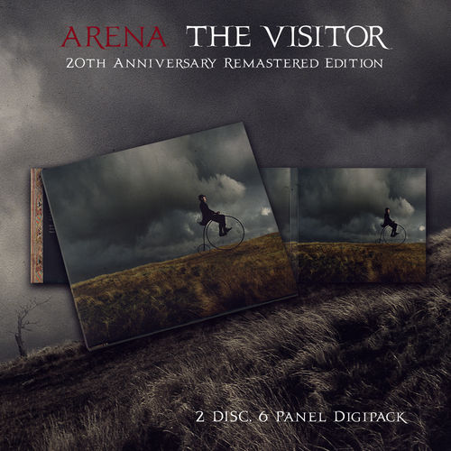 ARENA - The Visitor 20th Anniversary Edt. 2CD