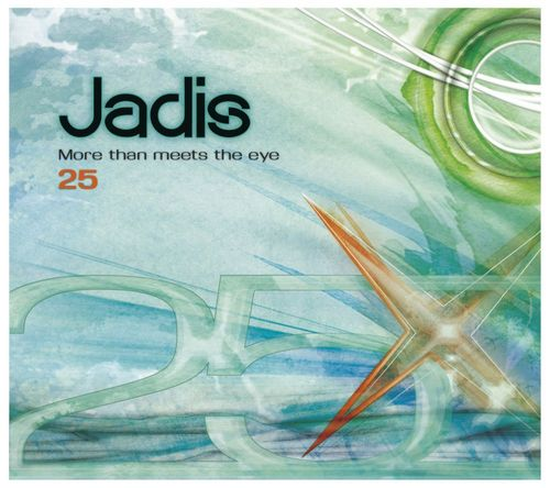JADIS - More Than Meets The Eye 25 - Signed Copy -
