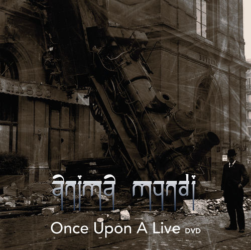 ANIMA MUNDI - Once Upon A Live DVD