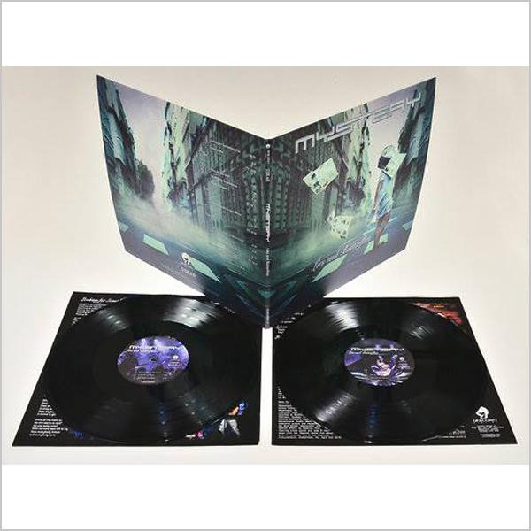 Mystery Lies And Butterflies 3 Live Vinyl 2lp Black