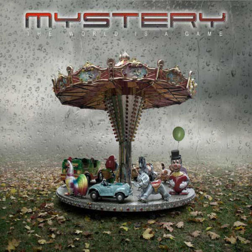 MYSTERY -  The World Is A Game + 2 VINYL 2LP BLACK