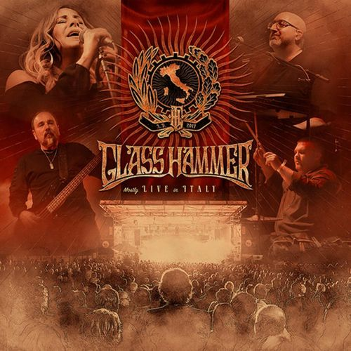GLASS HAMMER - Mostly Live In Italy