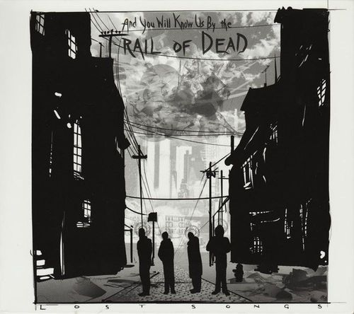 AND YOU WILL KNOW US BY THE TRAIL OF THE DEAD - Lost Songs