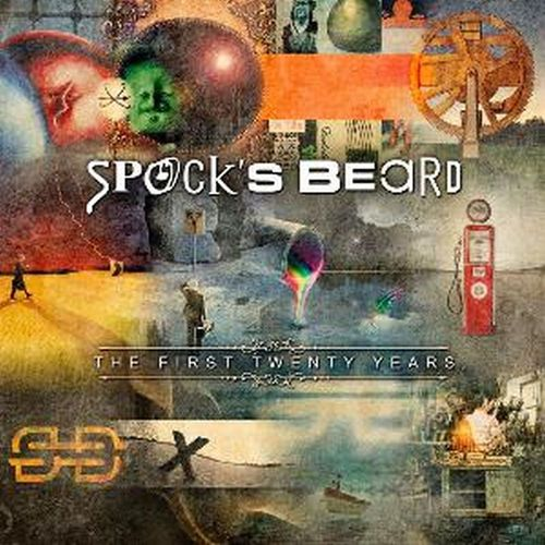 SPOCK'S BEARD - The First Twenty Years (2 CD + DVD)