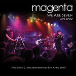 MAGENTA - We Are Seven LIVE 2DVD