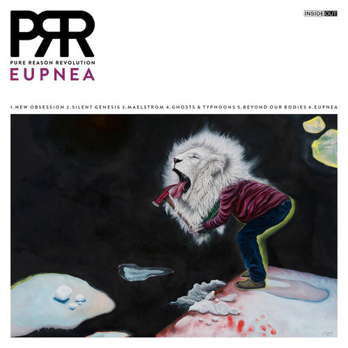 PURE REASON REVOLUTION - Eupnea (Ltd.Edition)