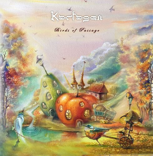 KARFAGEN - Birds Of Passage PREORDER