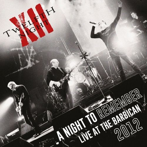 TWELFTH NIGHT - A Night To Remember 2CD