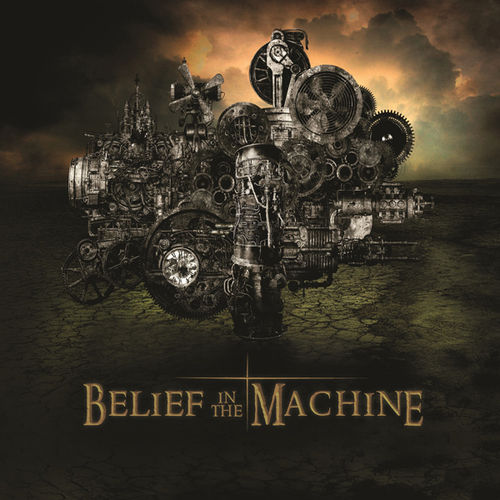 RICK MILLER - Belief In The Machine